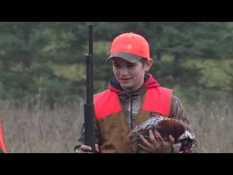 Discovering - Pheasant Hunting, KAMO