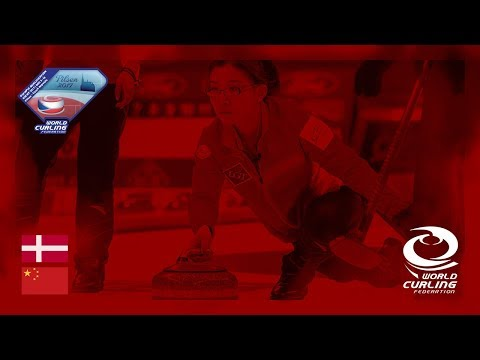 Denmark v China - Women - Olympic Qualification Event 2017
