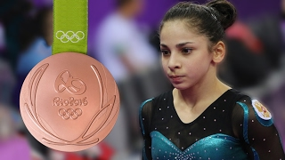 COULD SEDA TUTKHALYAN HAVE SNATCHED THE BRONZE MEDAL IN RIO?