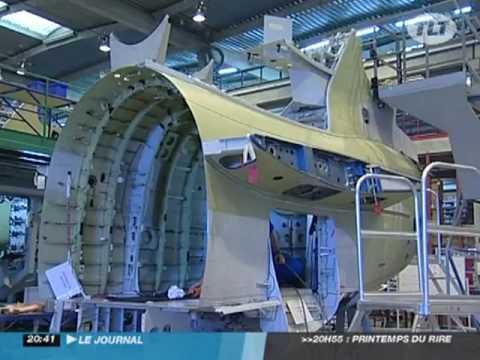 Toulouse : Inquiétude chez les sous-traitants d'Airbus