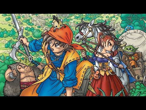 Download Top 5 Dragon Quest Video Games Images