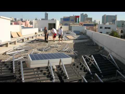 HD - PV plant at German International School Abu Dhabi