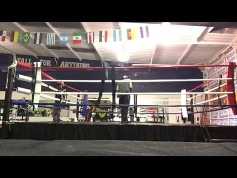 Angelo Ibay Light Sparring /contact drills