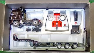 RC Heavy Load Truck gets unboxed and tested!