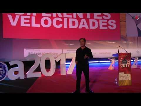 FOA 2017: Javier Sánchez Lamelas (ex VP marketing Europe Coca-Cola / CEO Top Line Marketing)