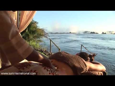 Zambias Natural Beauty The Royal Livingstone Hotel.mp4