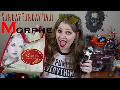 Besame, Morphe, and Vintage Shops | Sunday Funday Haul
