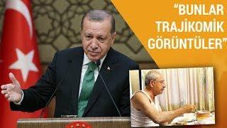 Erdoğan'dan Kılıçdaroğlu'nun Atletli Fotoğrafına Tepki: ''Bunlar Trajikomik Görüntüler''