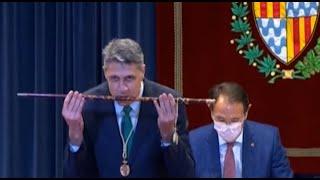 Xavier García Albiol, de nuevo alcalde de Badalona