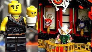 LEGO Ninjago 70643 Храм Воскресения Обзор