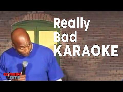 Really Bad Karaoke