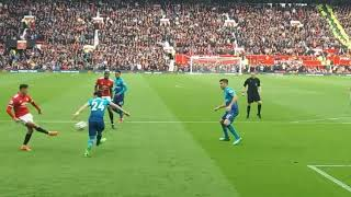 Marouane Fellaini Scores Late Winner (Man Utd v Arsenal - 29-04-2018)