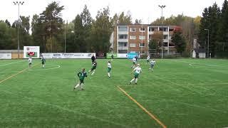 30.09.17 PaiHa - IFK Mariehamn B-flickor - Halvlek 2