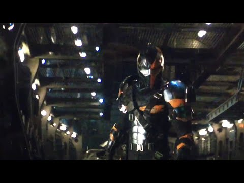 Ben Affleck reveals first footage of Deathstroke in the DC Extended Universe