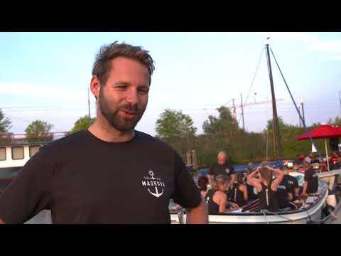 Social Flash | Welkom op het water | Sloeproeien door de grachten - 12 sep 17 - 09:12