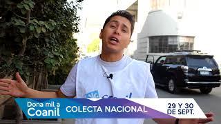 Invitación a colaborar Karol Lucero- Colecta Coanil 2017