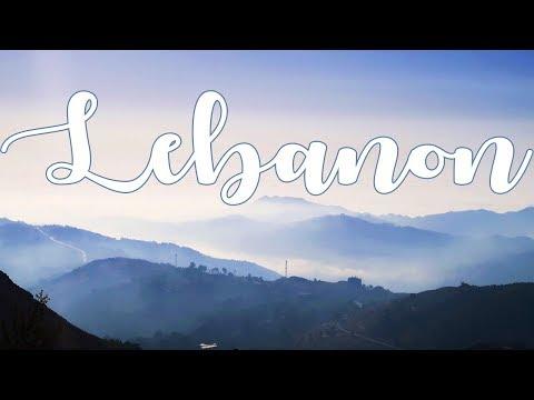 LEBANON TRAVEL DIARY