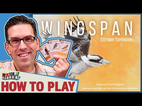 How To Play - Wingspan: Oceania Expansion