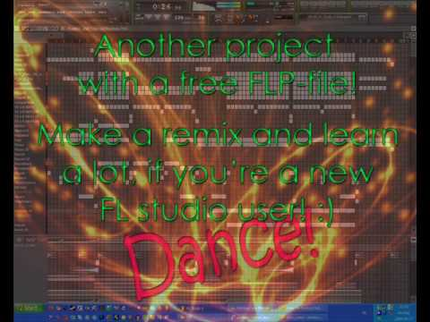 Project with downloadable FLP file! #3 - Dance! by dUnreal