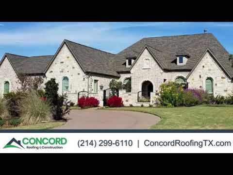 Concord Roofing & Construction | Roofing in Plano