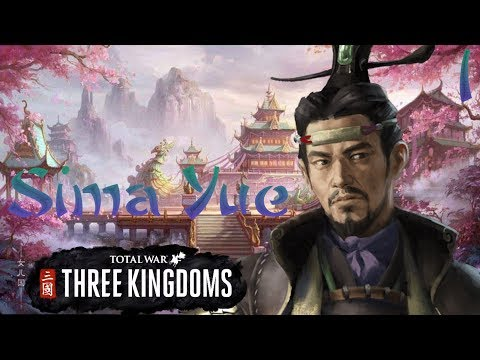 Strip And Steal Tactics OP Sima Yue Let's Play Eight Princes! |