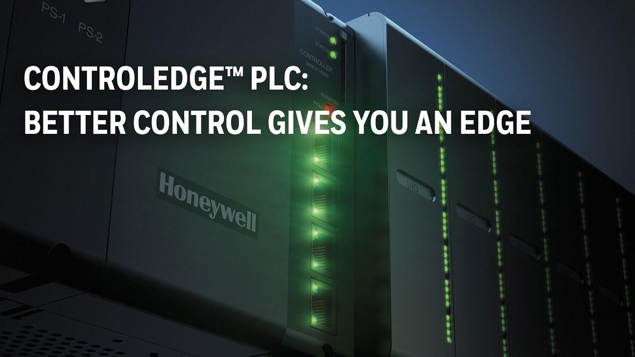 ControlEdge™ PLC - Ultimate Engineering Flexibility