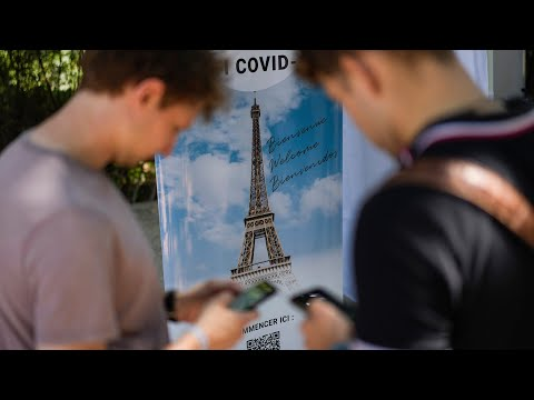 You will have to be vaccinated to go to certain places in France   New COVID-19 rules in Europe