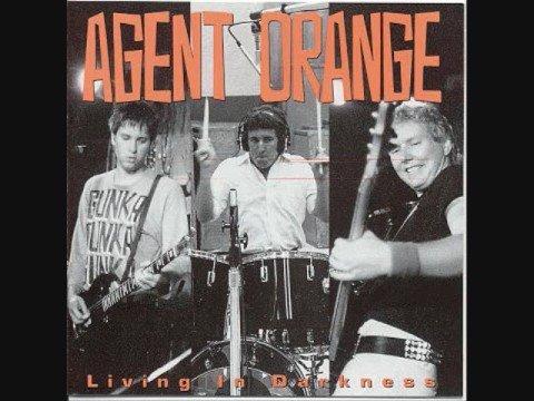 Agent Orange - Mr. Moto - 1982