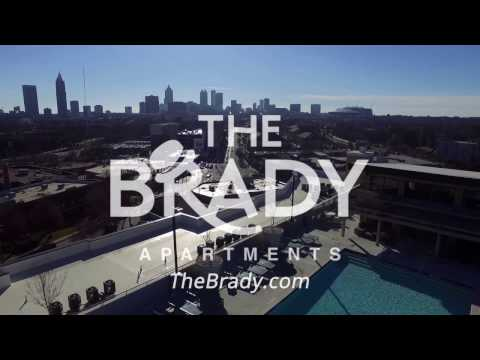 Above West Midtown: A Tour Of The Brady Apartments
