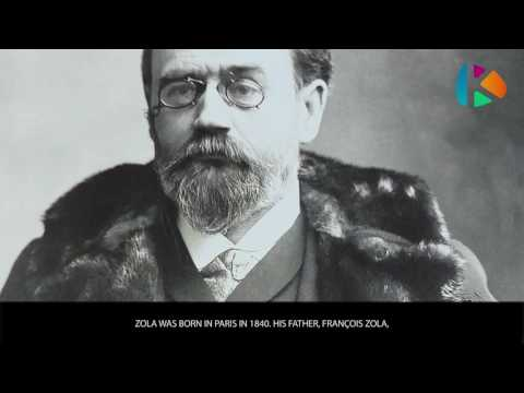 Émile Zola - Famous Authors - Wiki Videos by Kinedio