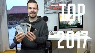 Meine Top Smartphones 2017 (Deutsch) | SwagTab