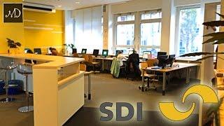 SDI München - институт переводчиков. Мои курсы немецкого. Здание института(, 2014-10-01T15:41:31.000Z)