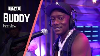 """Buddy Speaks on Being From Compton + Performs """"Trouble On Central"""" & """"Hey Up There"""" Live"""