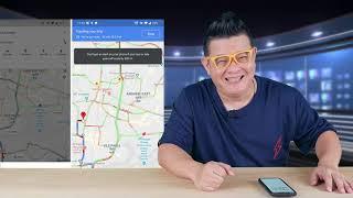 Google Maps ฟีเจอร์ใหม่ แจ้งเตือนเมื่อนั่งแท็กซี่แล้วขับพาอ้อม ออกนอกเส้นทาง