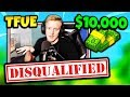 FaZe TFUE GETS DISQUALIFIED IN $10,000 1V1 TOURNAMENT | Fortnite Daily Funny Moments Ep.130