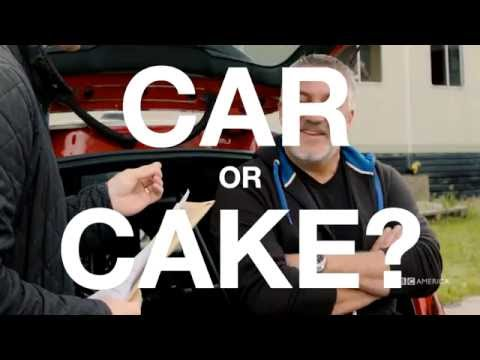 Car or Cake with Great British Bake Off Star - Top Gear - Behind the Scenes