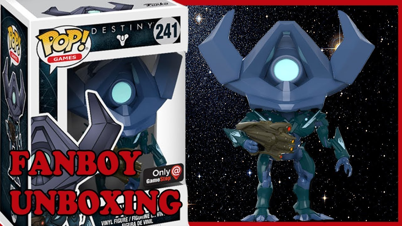 603f84fd7b1 Destiny Atheon Funko Pop Unboxing  Fanboy Unboxing - YouTube