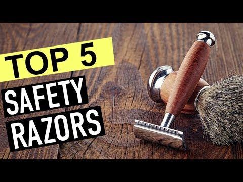 BEST 5: Safety Razors