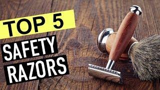 BEST 5: Safety Razors 2018