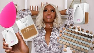 The Good, The Bad, The Ugly...The NEW Beauty Blender Foundation | Jackie Aina