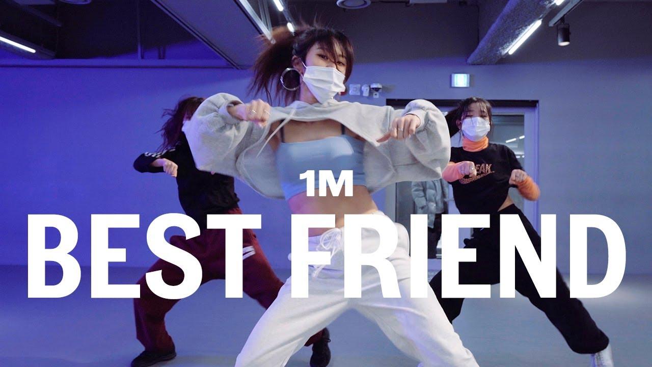 Download Saweetie - Best Friend (feat. Doja Cat) / Minny Park Choreography