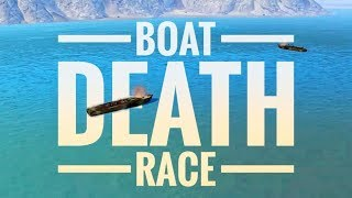 PUBG Mobile 🔴 Live Stream | Boat Death race With Action & Fun 😂