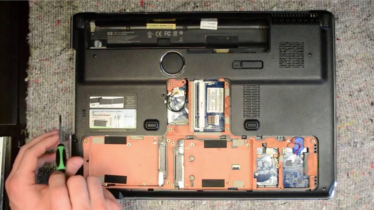 HP PAVILION DV7-1023CL 64BIT DRIVER