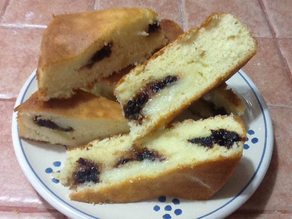 Torta Con Mascarpone Crema Pasticcera E Marmellata Monopoli