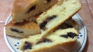 Torta con mascarpone, crema pasticcera e marmellata, Monopoli (Puglia) Italia