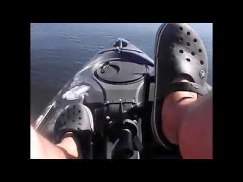 VIDEO BARILE PEDAL DRIVE CAIMAN 100