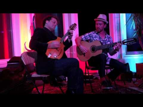 Tim Connell and Brian Moran - Receita de Samba