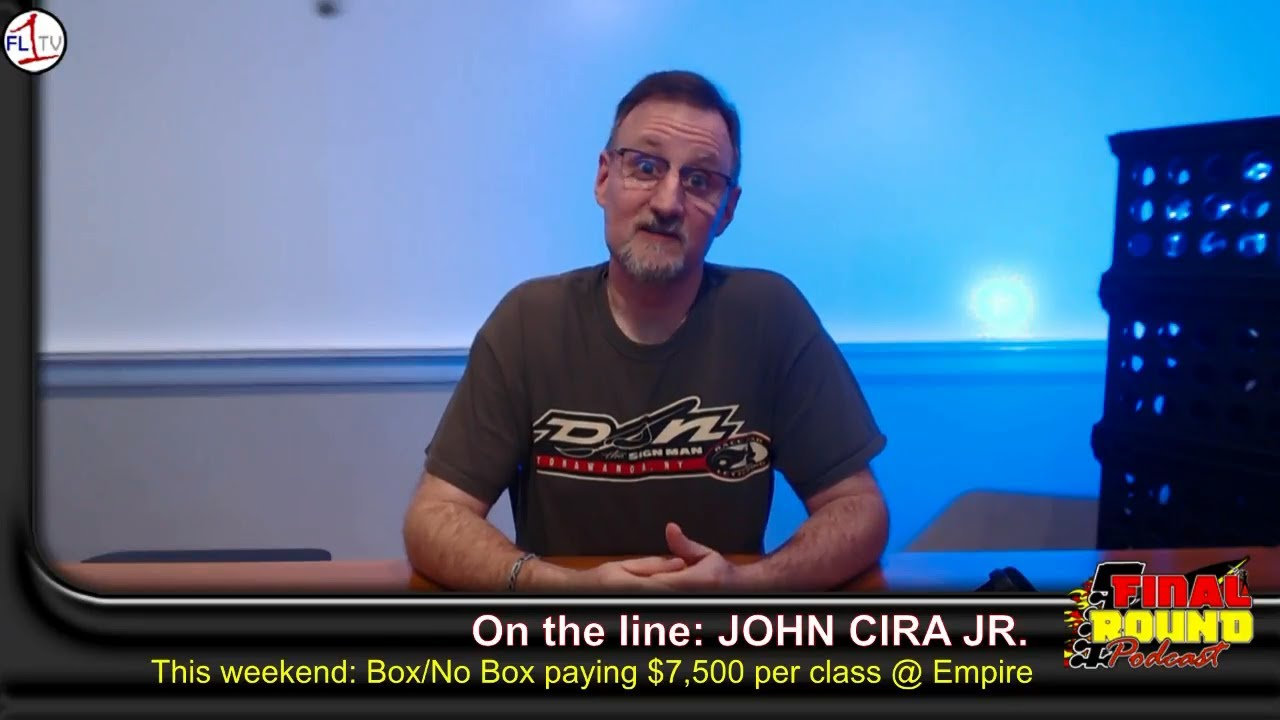 Patrick Budd and John Cira Jr. ..::.. The Final Round Podcast #043