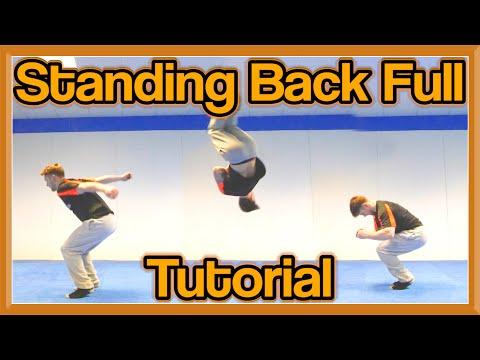Standing Back Full Tutorial | Fraser Malik How to