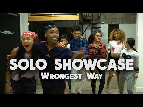 #SoloShowcase | SONNY - Wrongest Way | Choreography by @NikaKljun